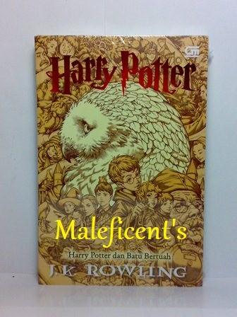 harga Harry potter #1 batu bertuah sorcerer's stone (jk rowling) Tokopedia.com