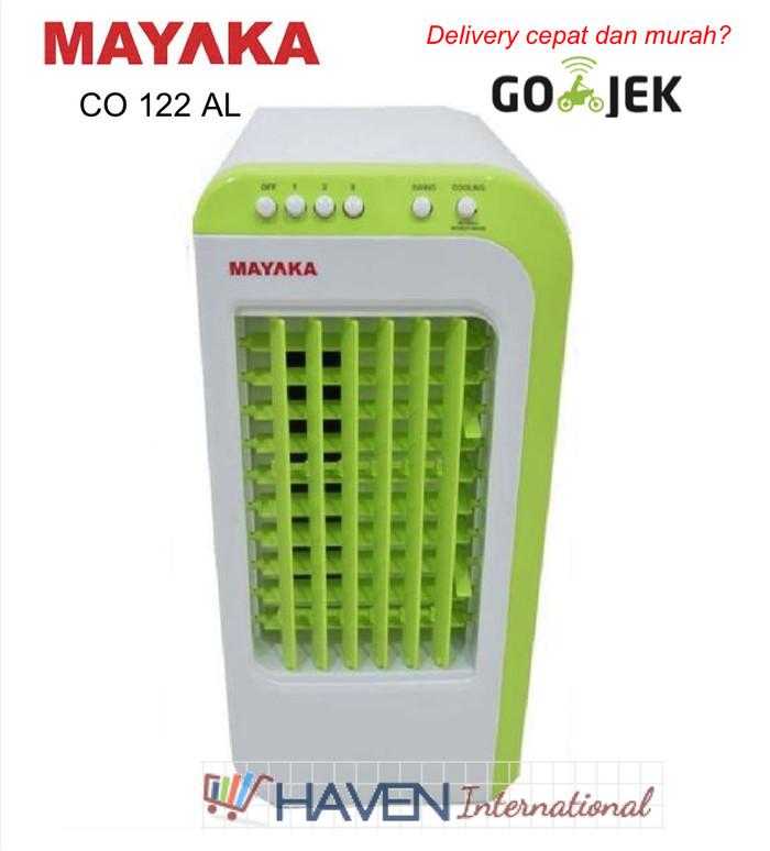 harga Air cooler / kipas angin / pendingin udara mayaka co 122 al/ garansi Tokopedia.com