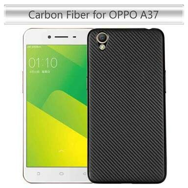 SoftCase SYNTHETIC Carbon Oppo Neo 9/A37/Soft/Full Black Original 100%