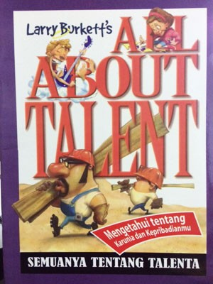 Foto Produk Larry Burkett - All About Talent dari CV Pionir Jaya