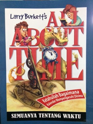 Foto Produk Larry Burkett - All About Time dari CV Pionir Jaya