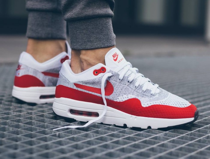 b10138b5ac8 Jual nike airmax one flyknit red - luckyzhoe