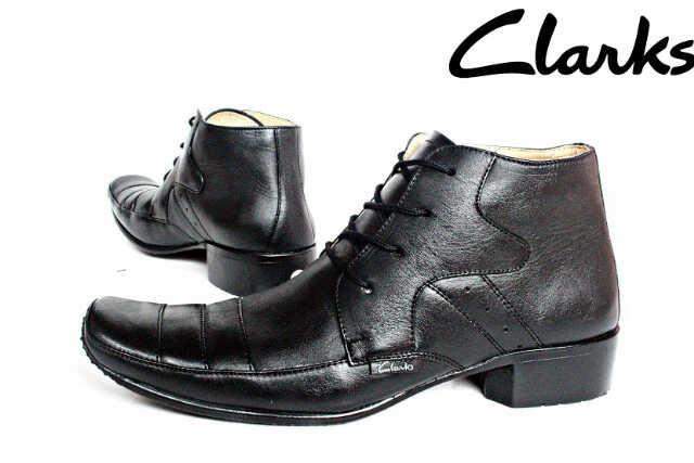 Jual Sepatu Kerja Pria Clarks Kulit terbaru  c0376b58ce