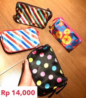Foto Produk pouch kosmetik / tempat kosmetik / tas kosmetik / pouch longchamp dari themakeupstore88