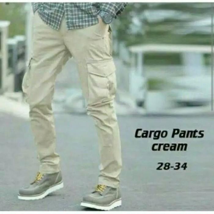 Foto Produk celana cargo   celana murah   celana skiny dari umarahma