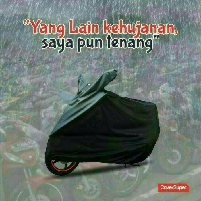 harga Cover motor kawasaki klx 150l anti air 70% murah berkualitas Tokopedia.com