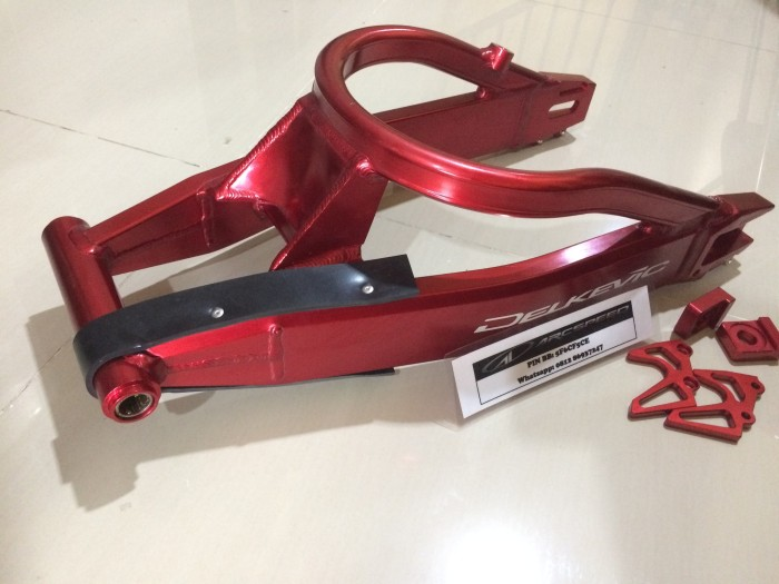 harga Swing arm delkevic new vixion / r15/ xabre red Tokopedia.com