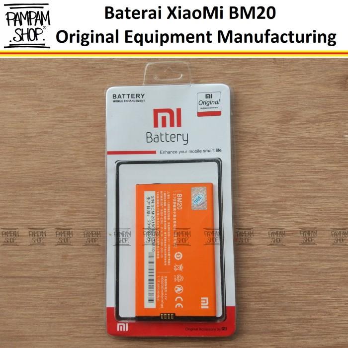 harga Baterai handphone xiaomi bm20 bm 20 mi2 mi2s original oem | xiao mi Tokopedia.com