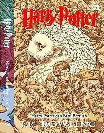 harga Harry potter 1: harry potter dan batu bertuah (cover baru) Tokopedia.com