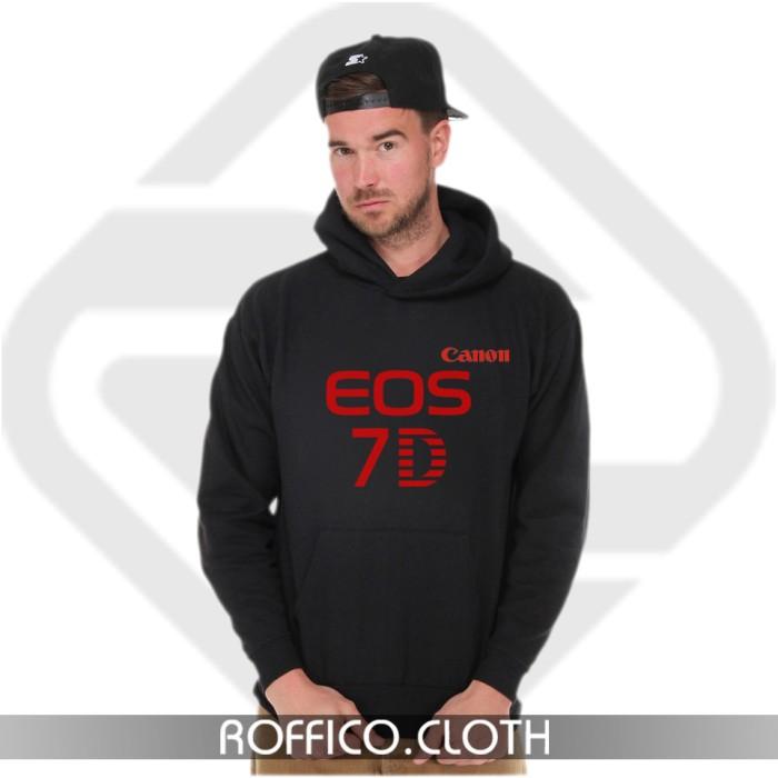 Foto Produk Jaket / Sweater / Hoodie Camera Canon Eos 7D - Roffico Cloth dari Roffico Cloth
