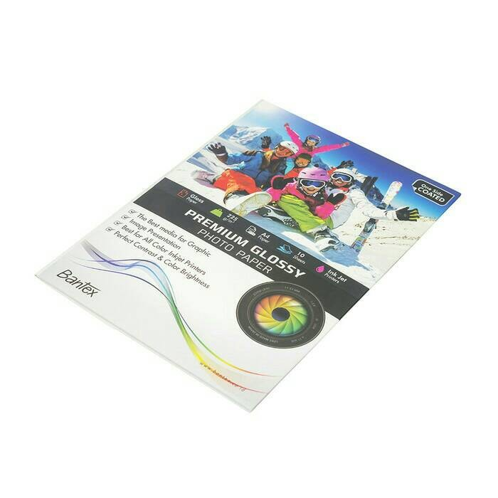 harga Photo paper ink jet a4 225 gr premium Tokopedia.com