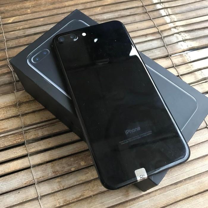 Jual Apple Iphone 7 7 Plus Jet Black Second 256 Gb 256gb