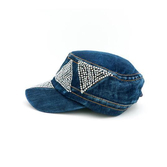 Jual TOPI cewek topi wanita topi trendy topi jeans topi cowok topi ... bc721c9b6c