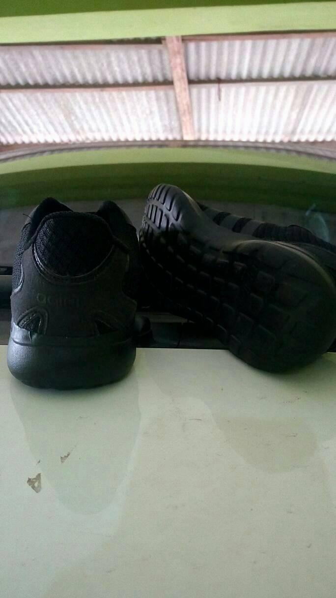Jual Sepatu Adidas Cloudfoam Speed Full Black Original Indonesia