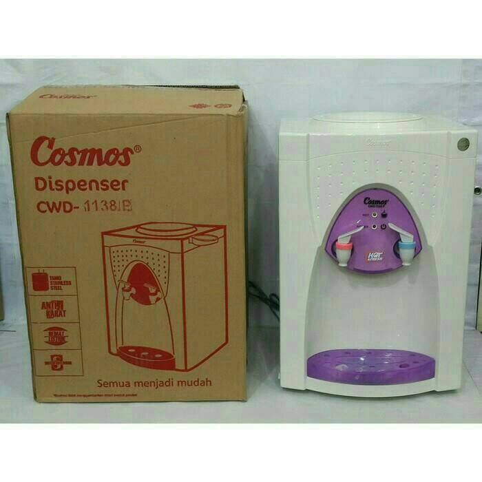 harga Dispenser cosmos cwd-1138p panas&normalkualitas bagus Tokopedia.com