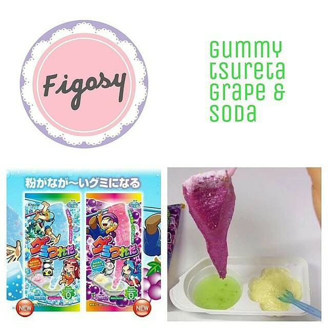 harga Kracie popin cookin gummy tsureta grape Tokopedia.com