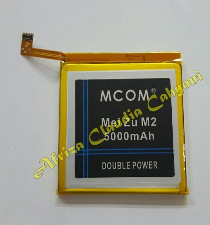 harga Baterai mcom for meizu m2 double power 5000mah Tokopedia.com