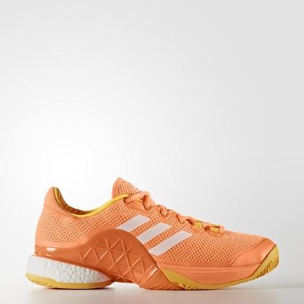 harga Sepatu tenis adidas barricade boost 2017 - orange original Tokopedia.com