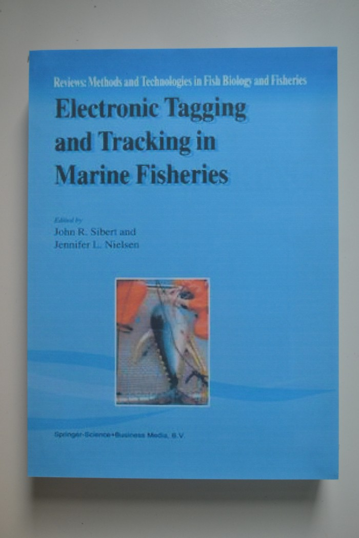 Jual Electronic Tagging And Tracking In Marine Fisheries Kota Yogyakarta Aaa Grafika Tokopedia