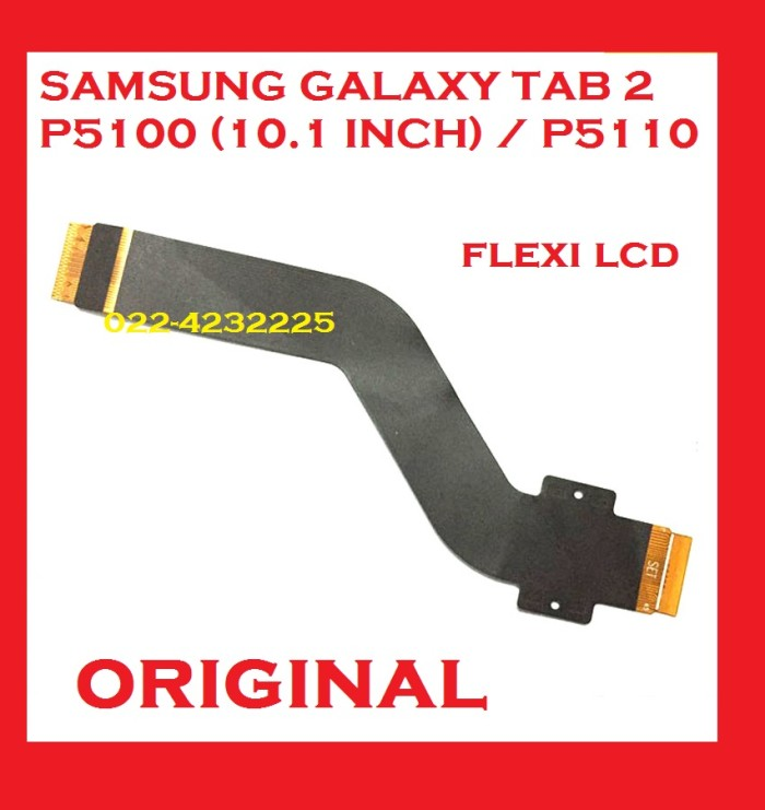 harga Samsung galaxy tab 2 p5100 10.1 inch p5110 lcd flexi flexible 701943 Tokopedia.com