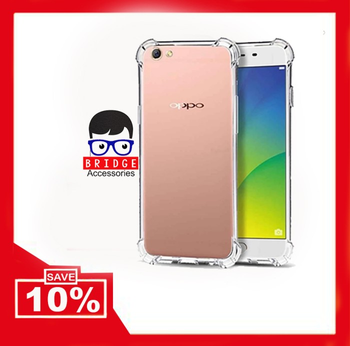 Case Anti Shock / Anti Crack Softcase Oppo A39 / Oppo Neo 10 - Murah