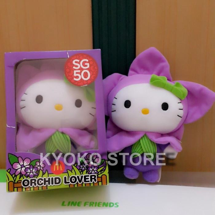harga Boneka hello kitty sg50 orchid lover (official mcdonald) Tokopedia.com