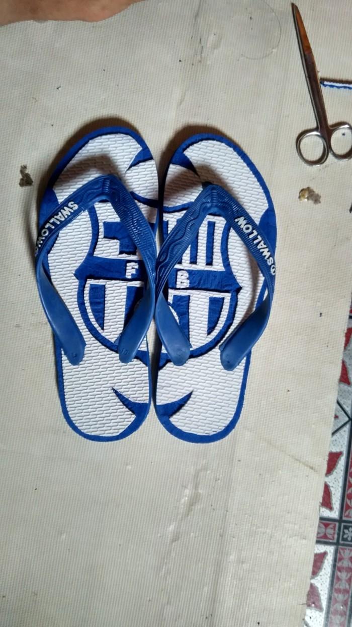 Jual Sandal jepit ukir - Seni Lukis   Tokopedia