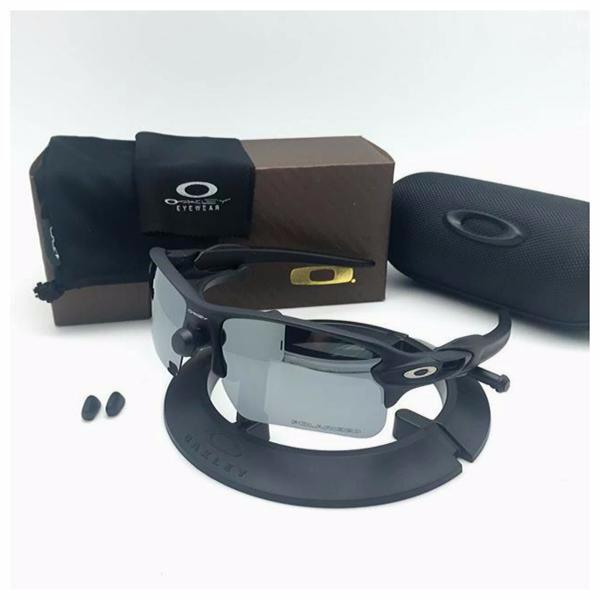 Special Kacamata Gaya Sunglass Sepeda Pria Cowo Flak Jacket Hitam Miro 82038e5a13
