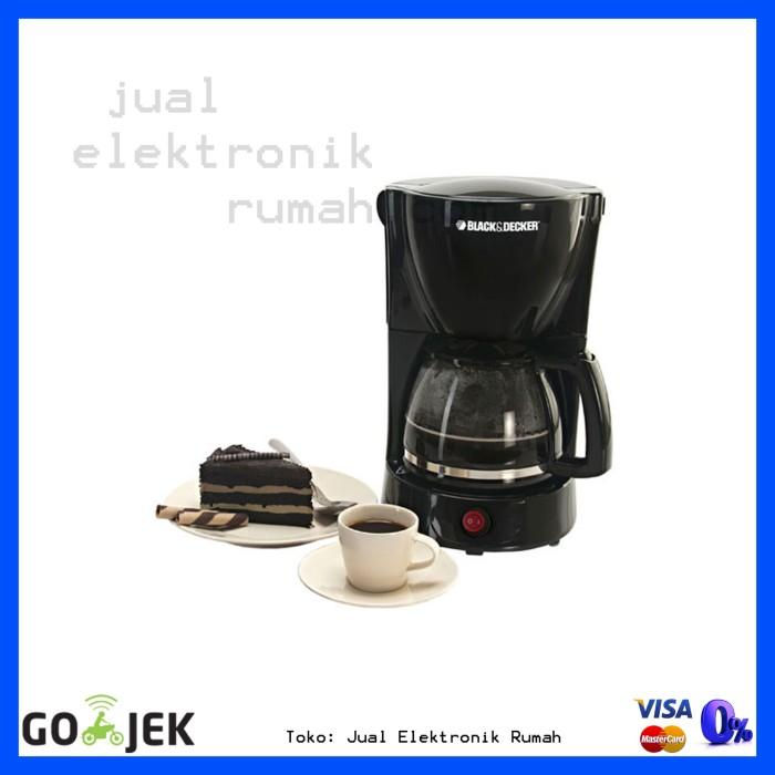 harga Coffe Maker Mesin Pembuat Kopi Black Decker Dcm600b5 Harga Mantap Tokopedia.com