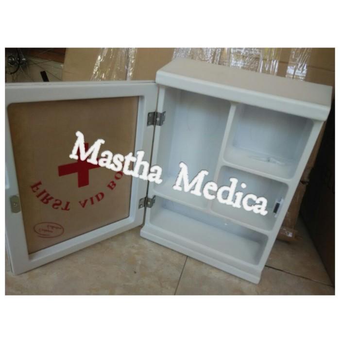 harga Box kotak lemari obat p3k pppk kkk k3 pmi dinding tembok mc11 mc2 Tokopedia.com
