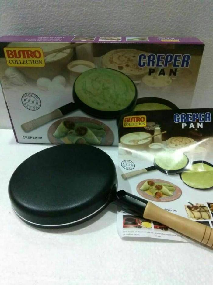 harga Bistro creper pan / pan pembuat kulit lumpia dan crepes Tokopedia.com