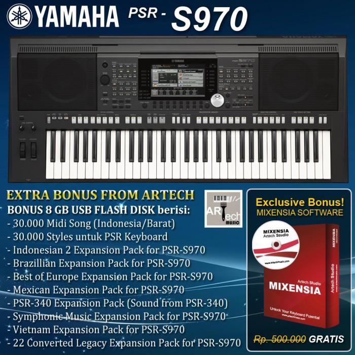 PSR S970 / PSRS970 / PSR-S970 / PSR S 970 Keyboard Yamaha