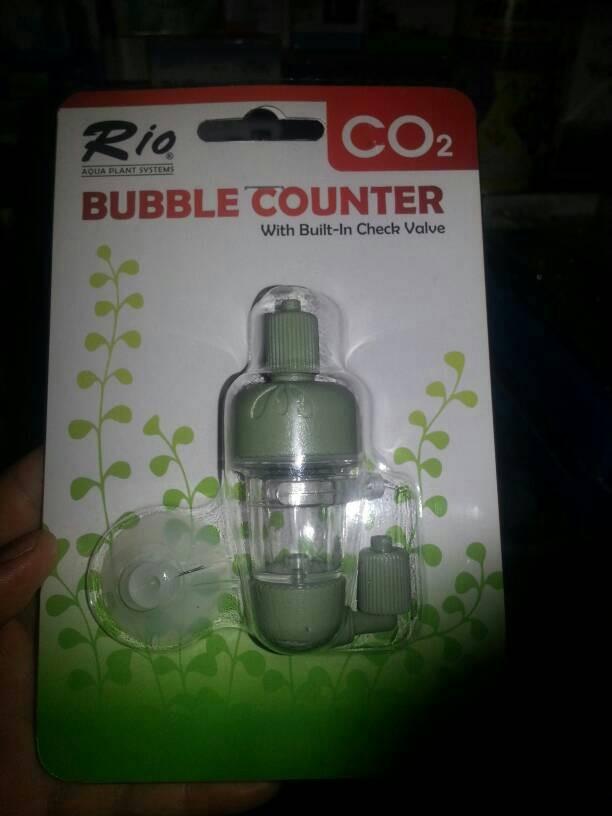 harga Aquascape - rio bubble counter Tokopedia.com