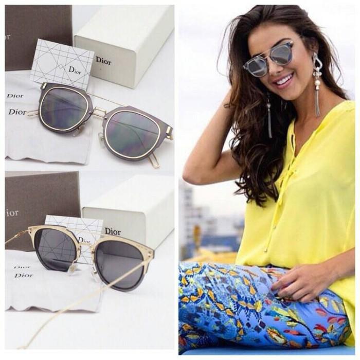 34684c3a40 Jual kacamata Dior composit 2.0 hitam full set3 - Lorge