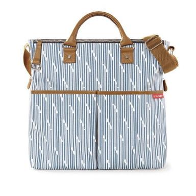 harga Skiphop special edition blue stripe diaper bag tas popok bayi