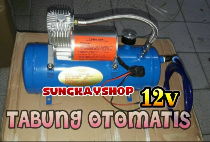 Info Tabung Kompresor Angin Hargano.com
