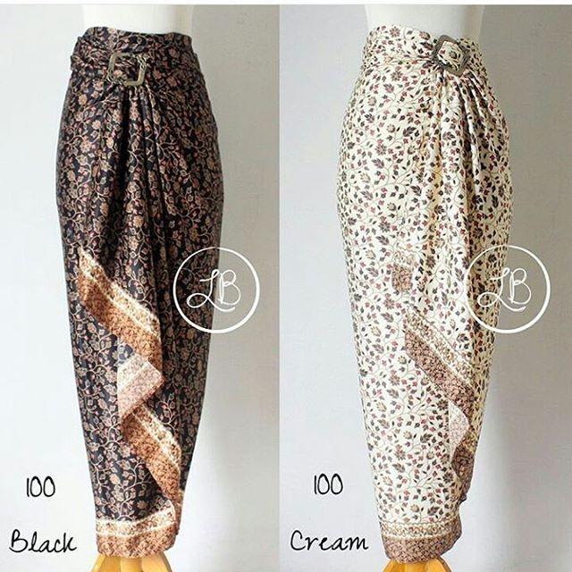 harga Rok kain lilit ada 2 warna pilihan Tokopedia.com