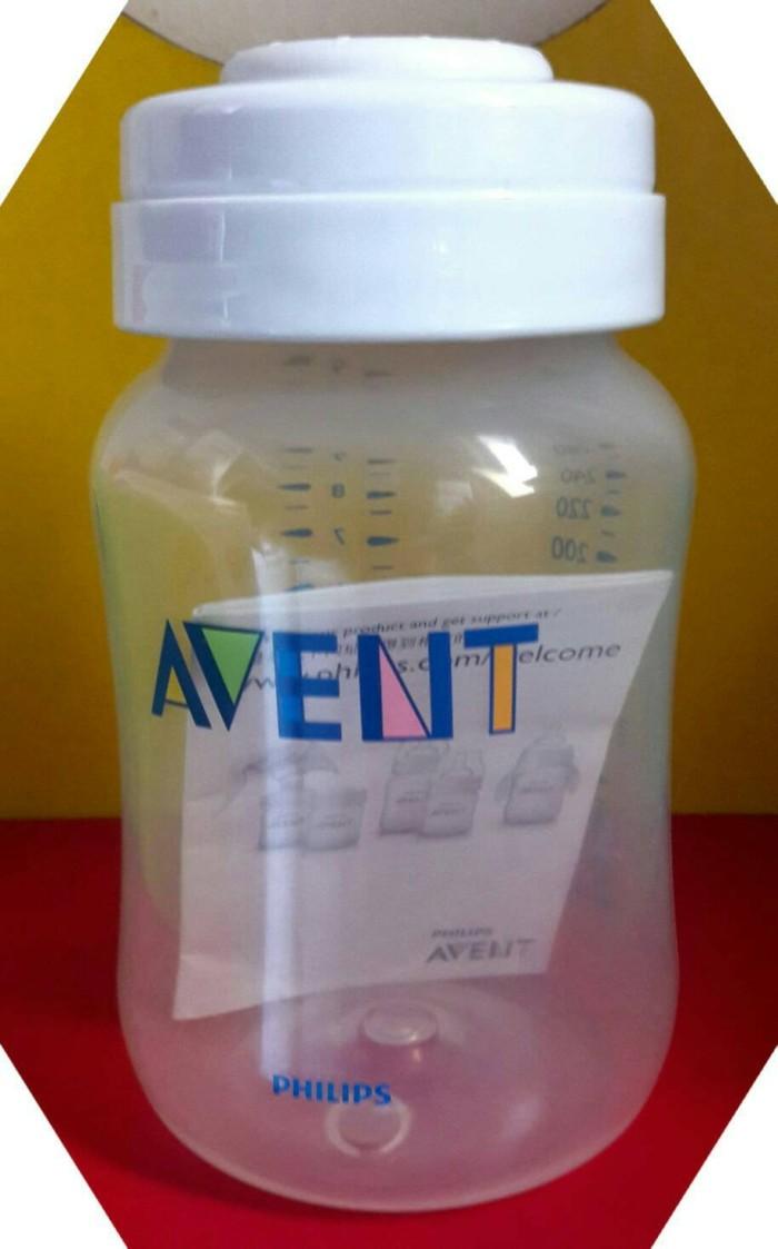 harga Avent storage bottle penyimpan asi classic 260ml sealing disc avent Tokopedia.com