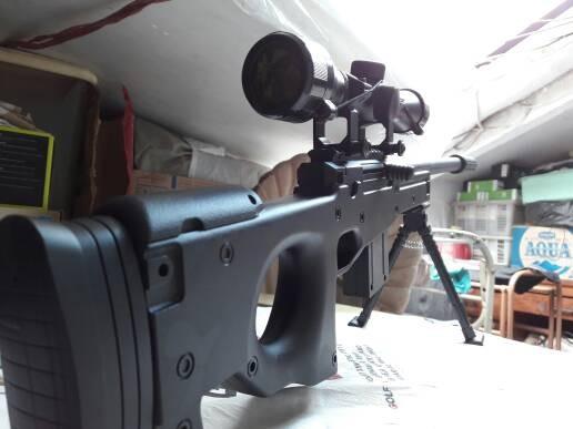 harga L96a1 magnum awp blackdoff Tokopedia.com