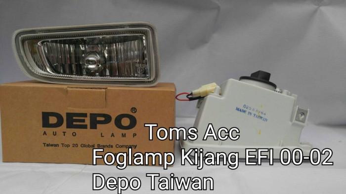 harga Foglamp kijang 2000-2002 fog lamp toyota efi oem lampu kabut bawah Tokopedia.