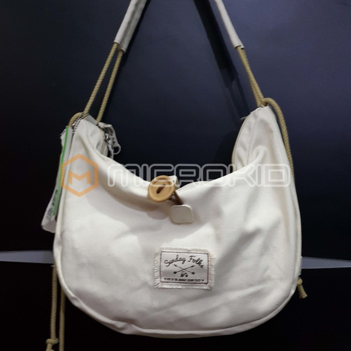 harga Tas exsport 3041x14g monamie (cream) Tokopedia.com
