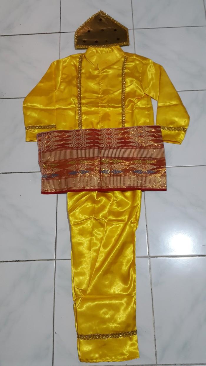 Jual Baju Adat Palembang Anak Laki Ramanda Store Tokopedia