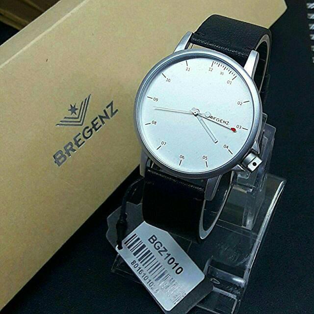Foto Produk Jam Tangan Pria Bregenz BGZ1010 Leather OriginaL dari afrah store