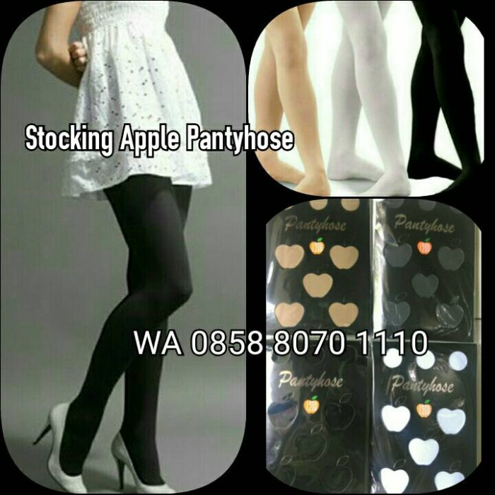 harga Stocking apple pantyhose stoking tebal semi legging fashion wanita Tokopedia.com
