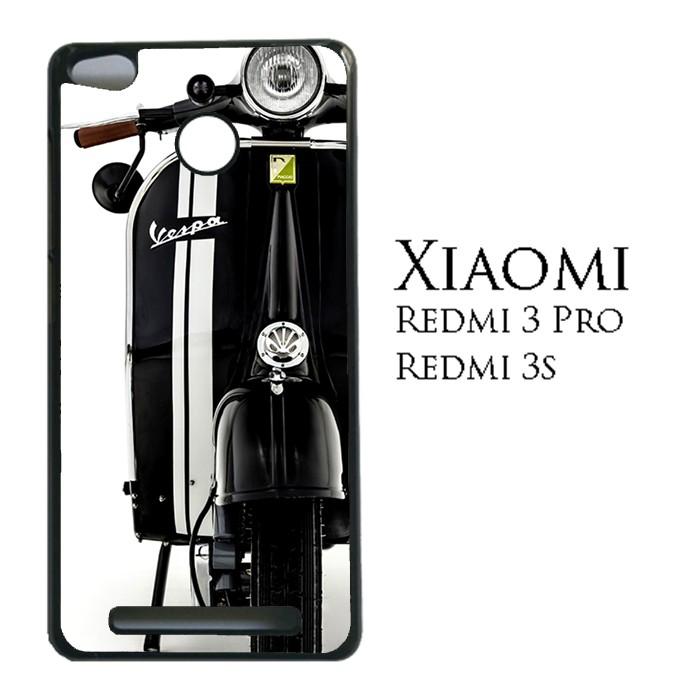harga Vespa edition 0053 casing for xiaomi redmi 3s | 3 pro hardcase 2d Tokopedia.com