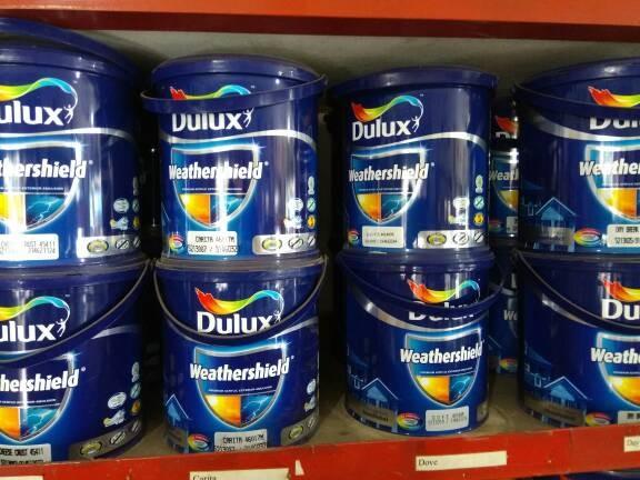 Jual Dulux  Weathershield Pro Warna  Standar Kota Bekasi