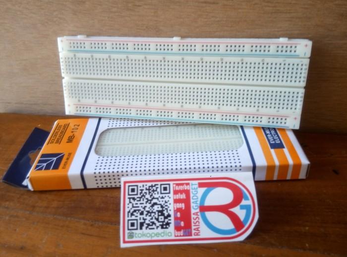 harga Raspberry pi 2 3 b+ gpio breadboard 830 point solderless mb102 mb 102 Tokopedia.com