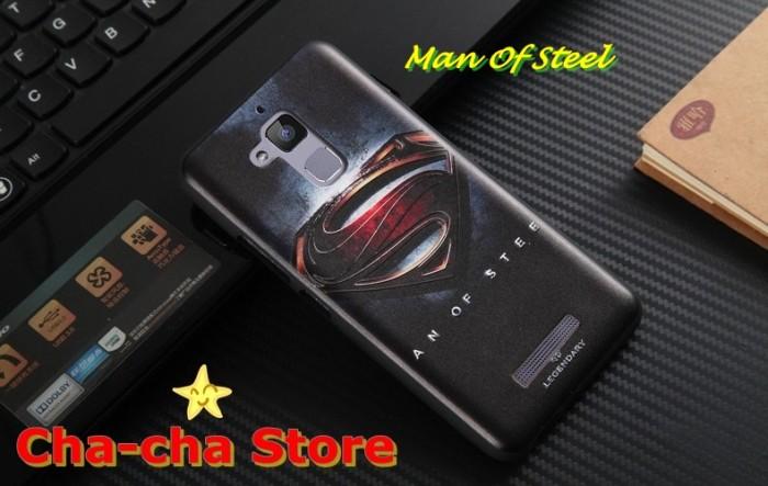 """Softcase Super Hero TPU 3D Soft Case Asus Zenfone 3 Max 5,2"""" ZC520TL"""