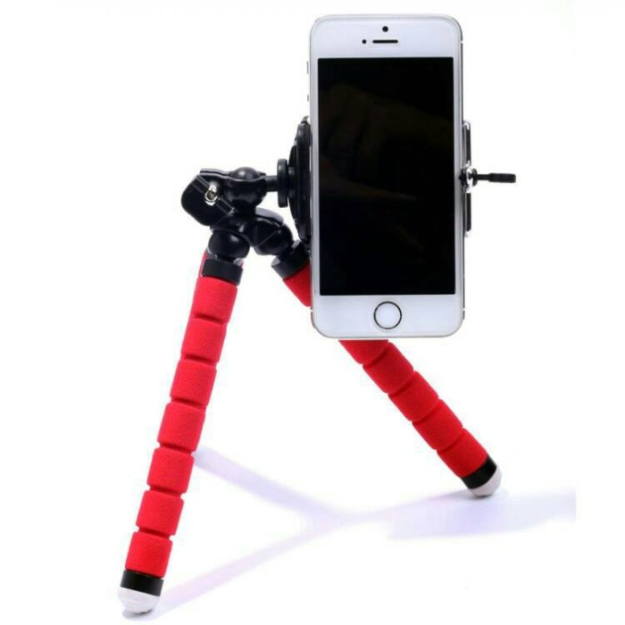 harga Tempat handphone spider flexible tripod unik mini Tokopedia.com