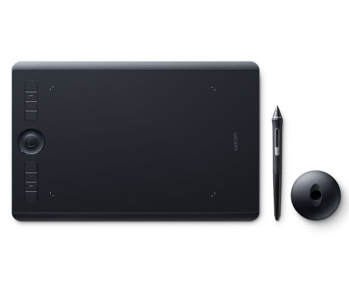harga Wacom intuos pro pth660 new edition 2017 medium pth-660/k0 Tokopedia.com